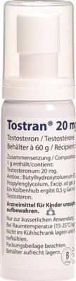 tostran gel